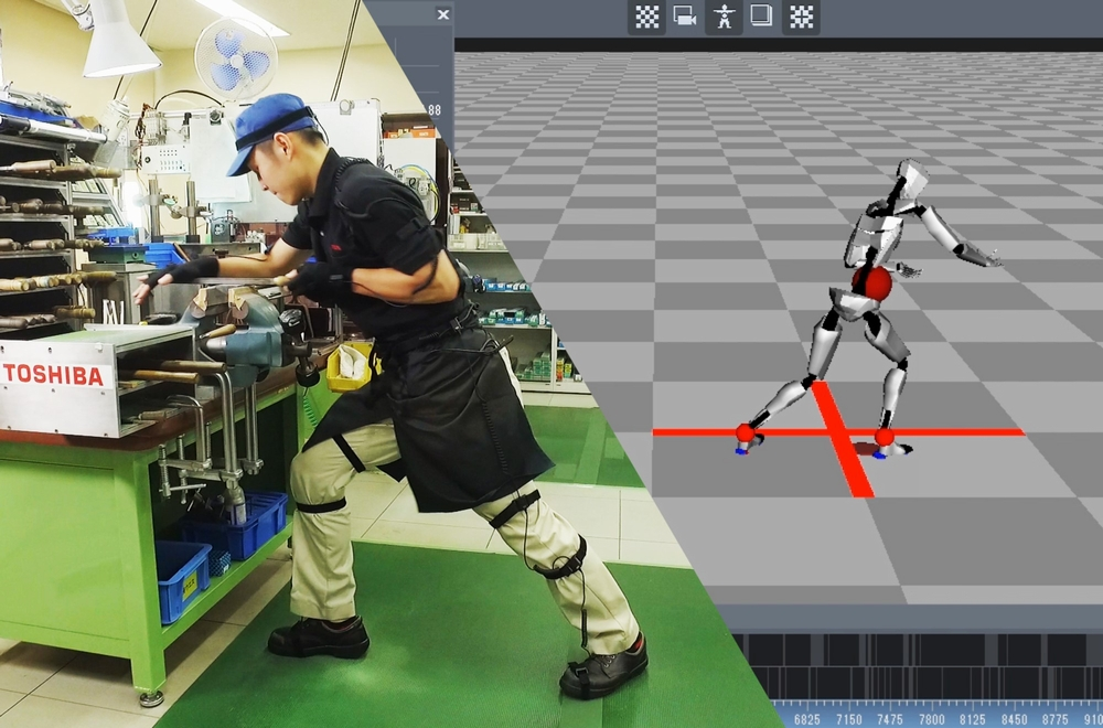 Exploring the Secrets of Engineering and Maestro through Motion Capture
