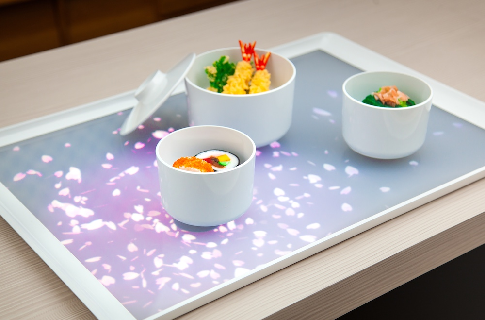 So Your Child Wouldn't Focus on Eating? Toshiba's New Creative Foray into Food Technology