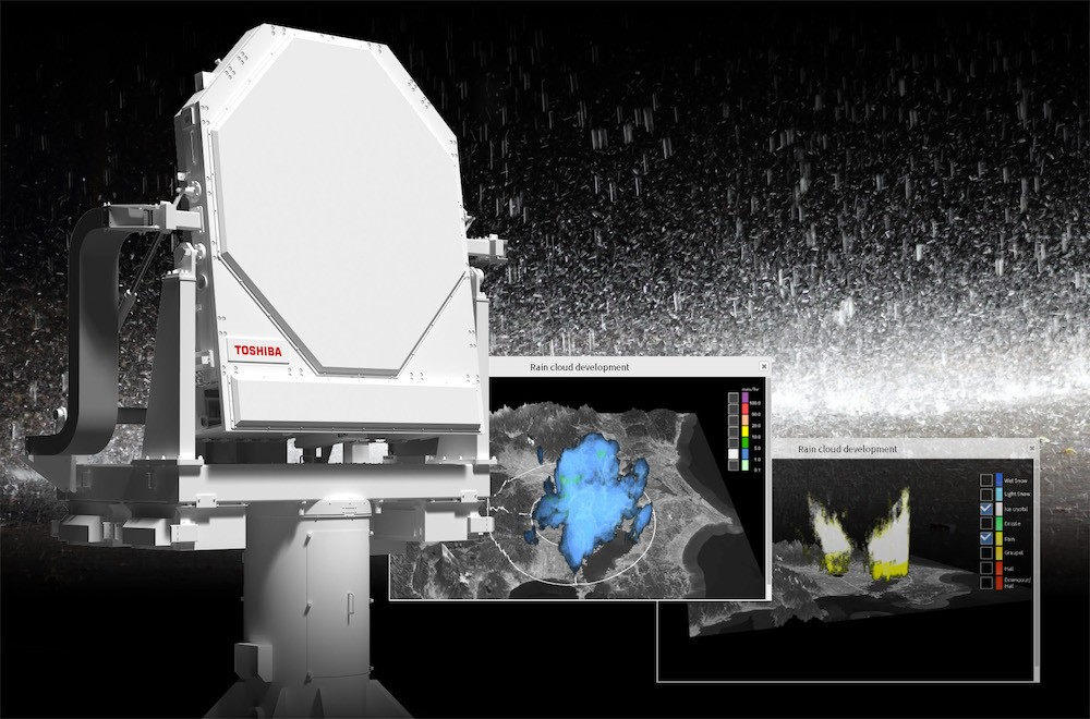 What's Happening on the Front Lines of Weather Radar Technology