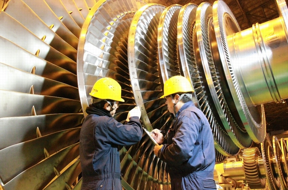 90 Years of Turbines: The Heart of Power Generation