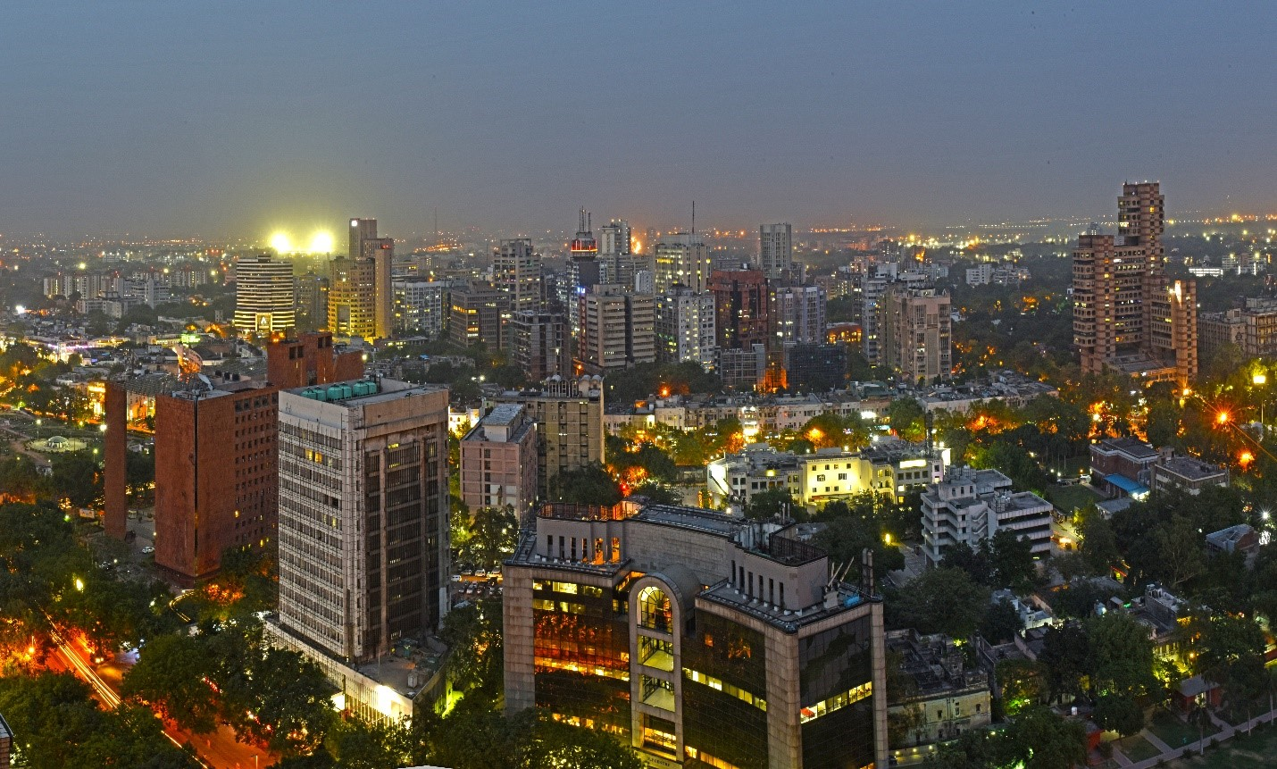 Technology and Grit, Facilitating Modern Infrastructure for Rapidly Urbanizing India