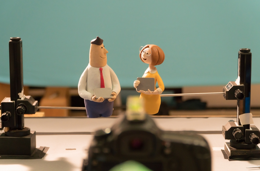 Shaping a Better Society with Clay Animation