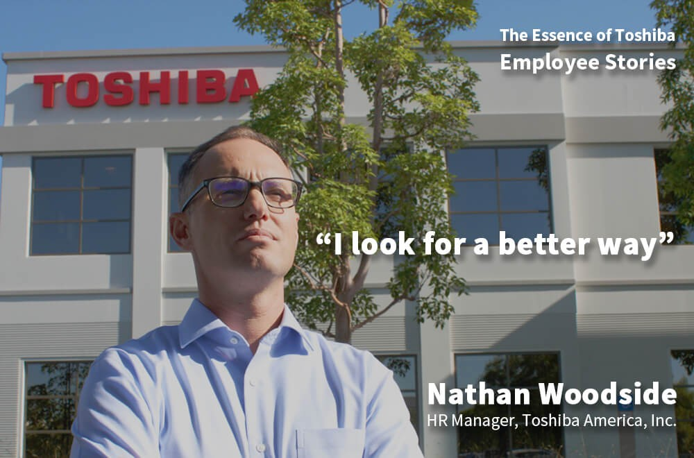 We Are Toshiba: How Our Employees Turn on the Promise of a New Day