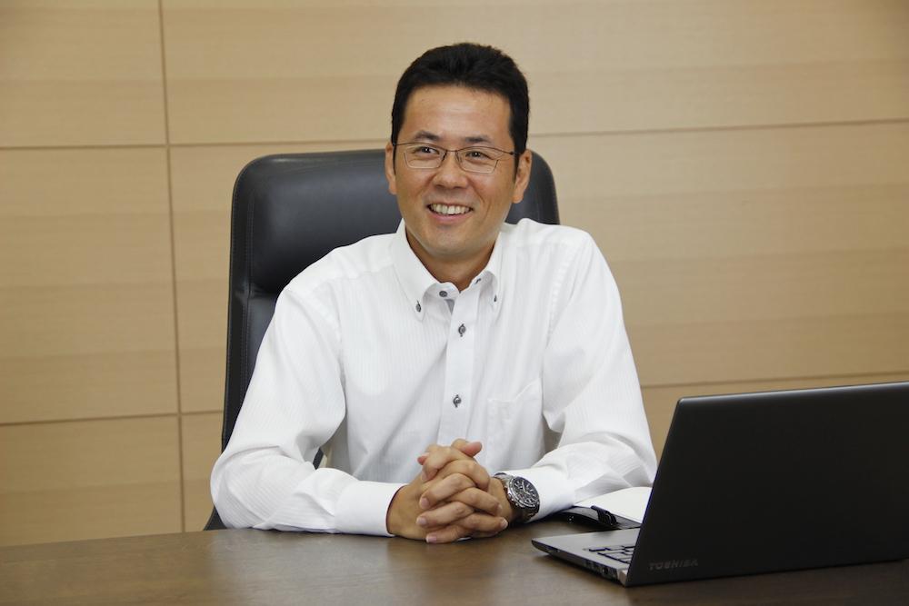 Ryuzo Okada, Senior Manager of the Media AI Laboratory, Corporate Research & Development Center, Toshiba Corporation