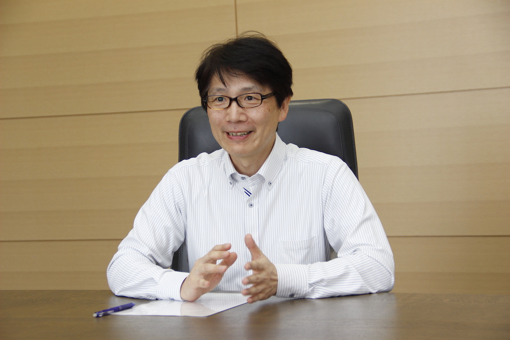 Takashi Miyamori, General Manager of the Electronic Devices & Storage Research & Development Center, Toshiba Electronic Devices & Storage Corporation