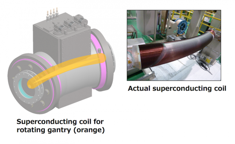 Toshiba-new technology-superconducting coil-discovery-magnetic field-development-machine
