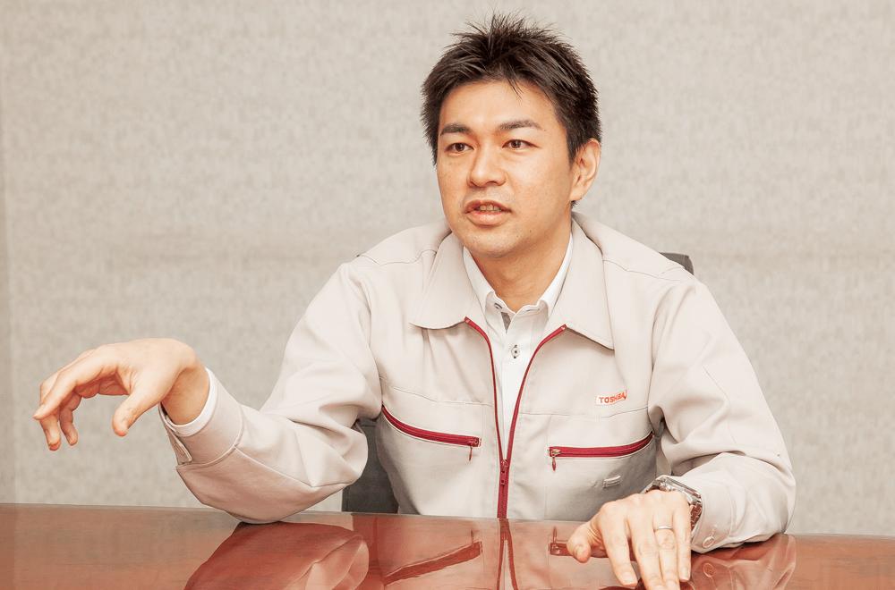 Hiroaki Yamazaki, Toshiba Corporate Research & Development Center
