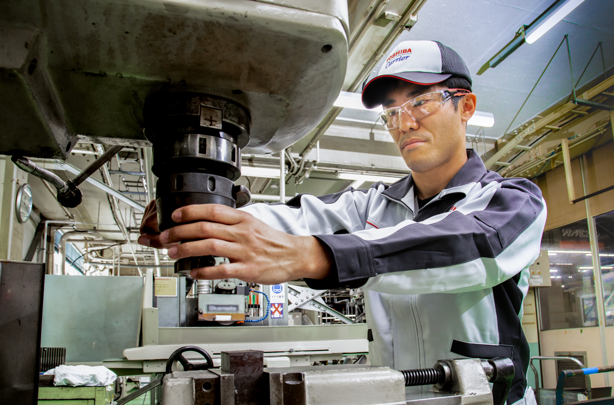 Mr. Masato Murase shares his experience as a facility maintenance engineer at Toshiba Carrier Corporation(2)