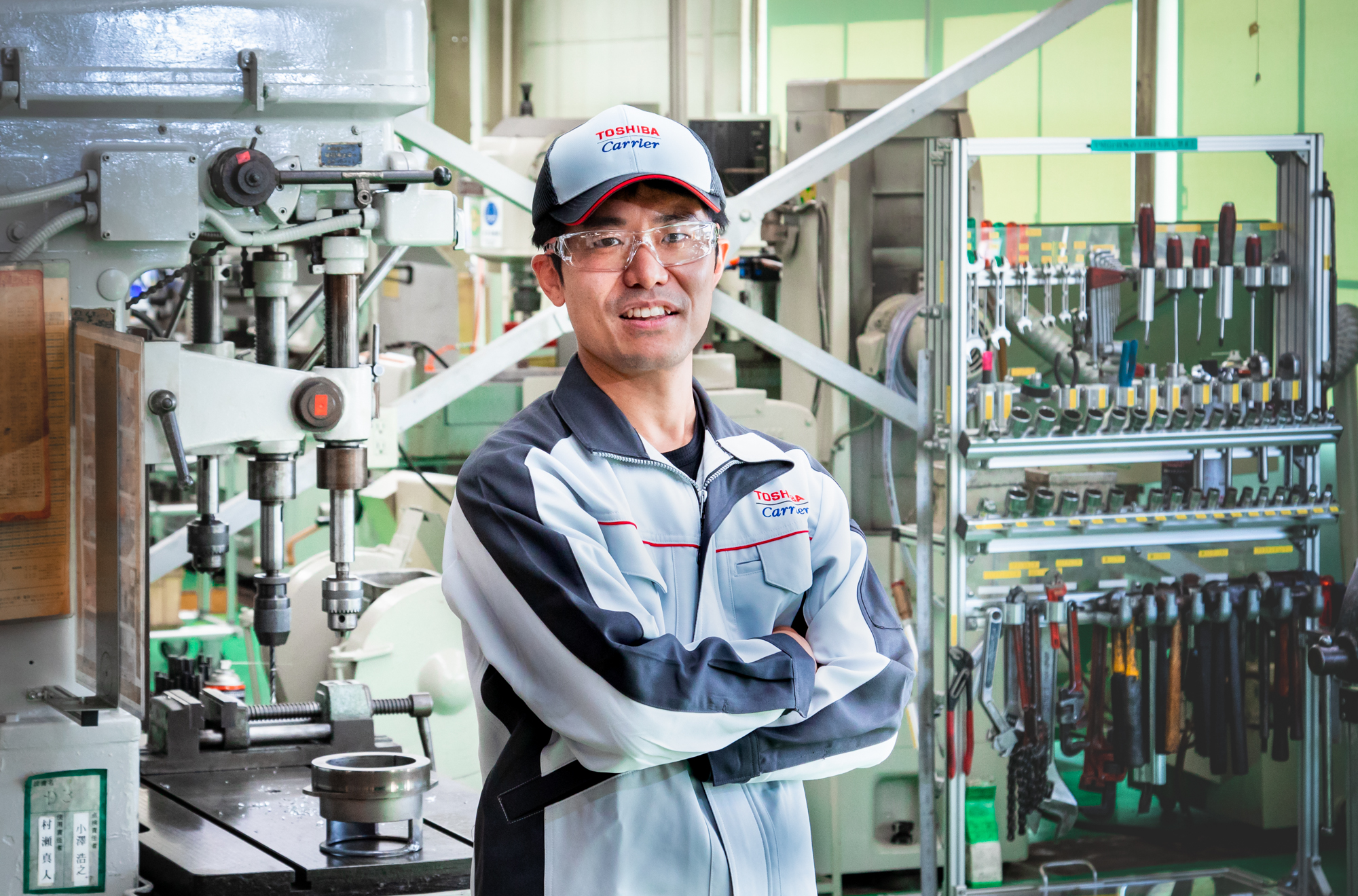 Mr. Masato Murase shares his experience as a facility maintenance engineer at Toshiba Carrier Corporation(4)