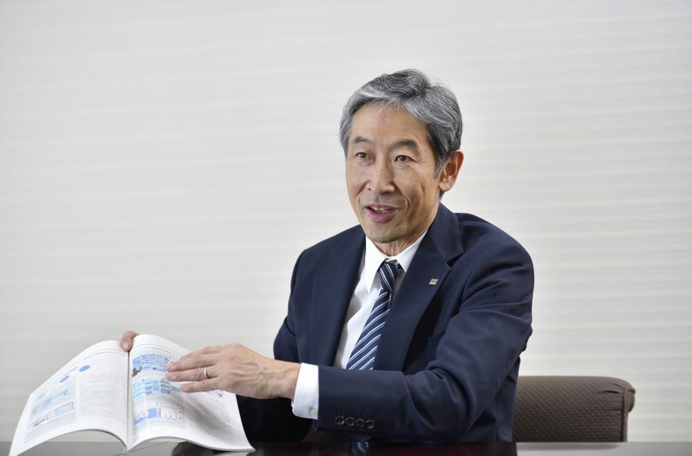 Dr. Shiro Saito