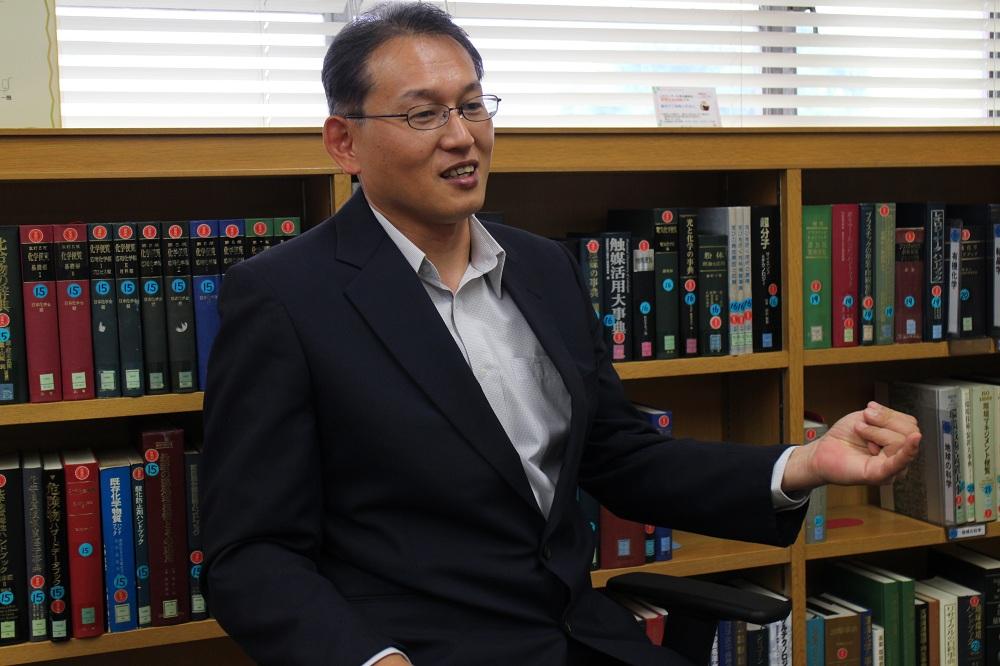 Katsuhiko Araki, Audio & Visual Technology Dept., Corporate Solutions Development Center, Toshiba Corporation (position as of June 2017)