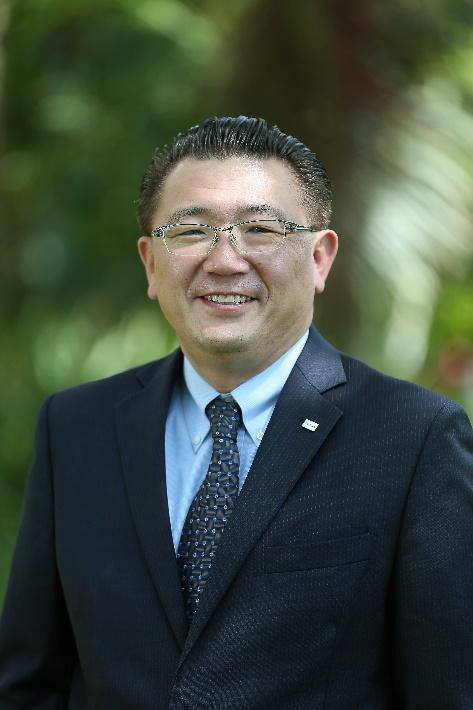 Iwasuke Shimada, Managing Director, Toshiba Africa (Pty) Ltd.