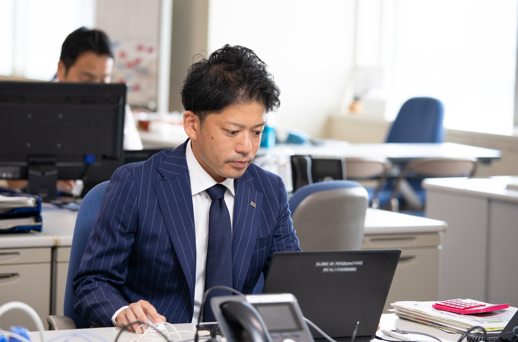 Yuhei Katayama, Semiconductor Sales Center Focus Account Dept. Group I, Toshiba Electronic Devices & Storage Corporation2