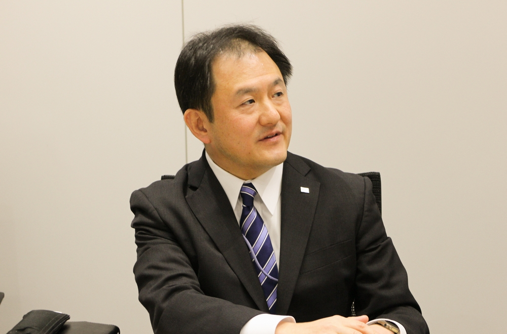 Yoshimasa Sato, Transmission and Grid Solution Systems Div., Power Electronics System Division, Toshiba Energy Systems & Solutions Corporation