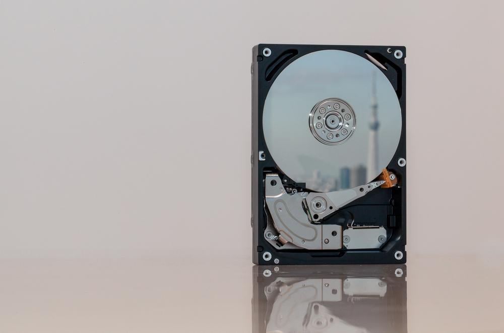 3.5-inch Nearline HDD