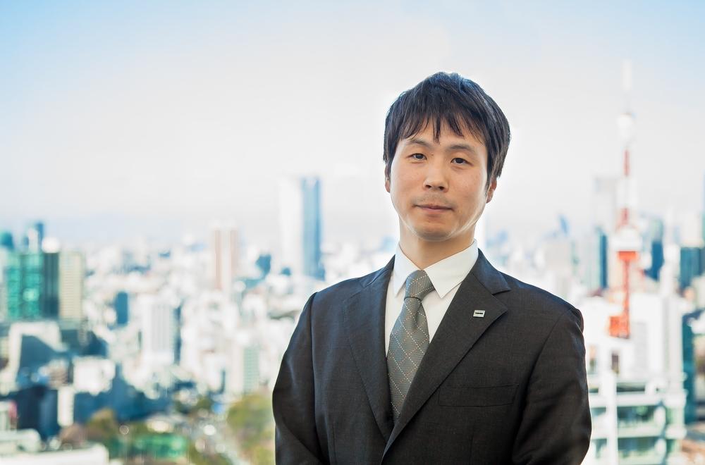 Takumi Sato, Storage Products Div., Toshiba Electronic Devices & Storage Corporation