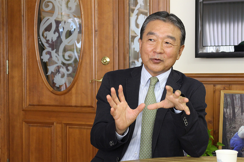 IMAGE OF MR. EIJU HANGAI