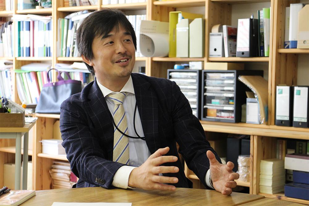 IMAGE OF MR. TAKESHI NIIMOTO