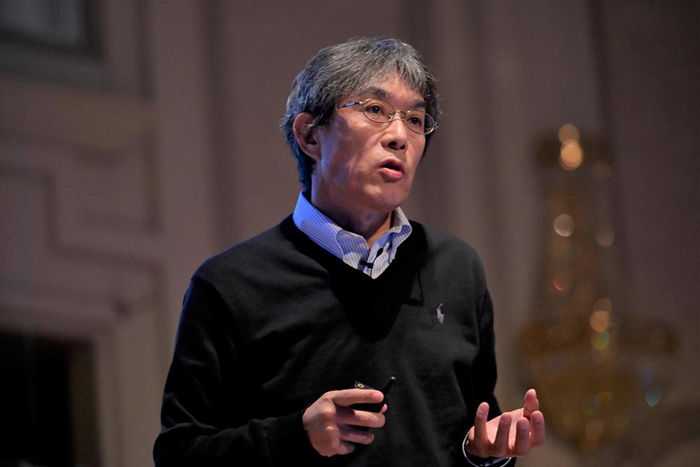 Hiroshi Yamamoto Toshiba Corporate Digitization CTO
