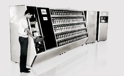 The world's first automatic handwritten postal code reading and sorting device, announced in 1967
