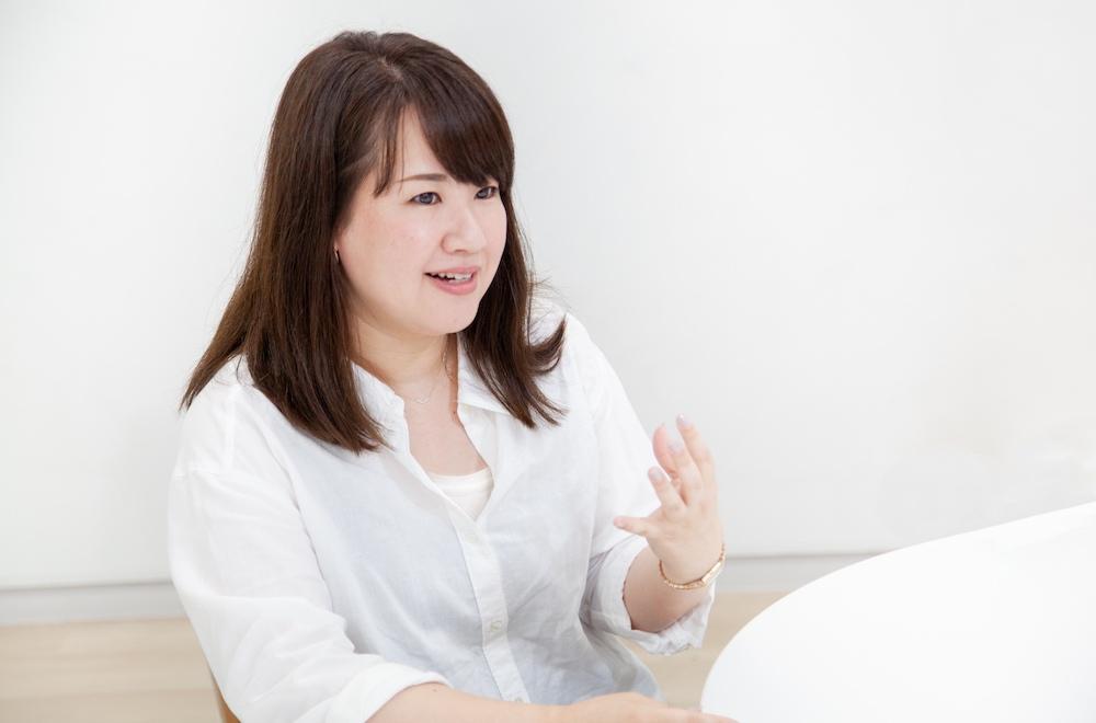 Kaori Sawai, Design Center, Toshiba Corporation