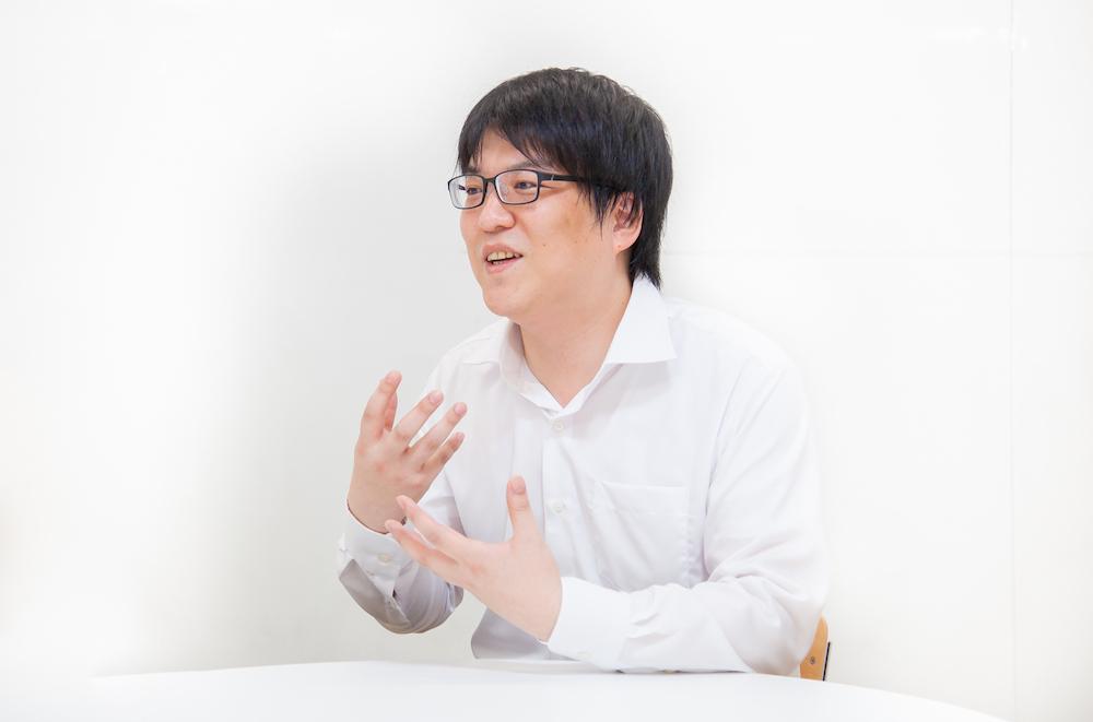Ryoji Nogami, Solutions Center, Toshiba Digital Solutions Corporation