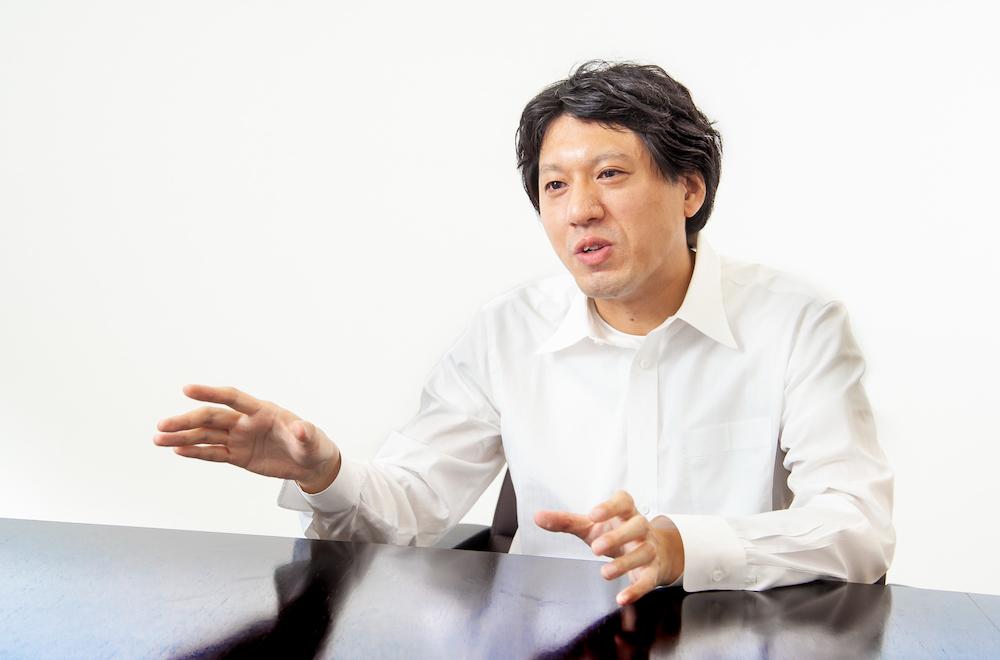 Taira Ashikawa, Head of Research, Media AI Laboratory, Toshiba Corporate R&D Center