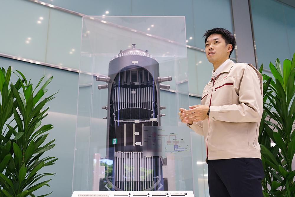 Kazuki Tamai, Nuclear Mechanical Systems Design Division, Toshiba Energy Systems & Solutions Corporation(3)