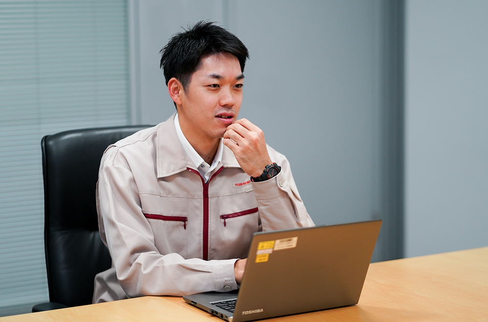 Kazuki Tamai, Nuclear Mechanical Systems Design Division, Toshiba Energy Systems & Solutions Corporation(4)