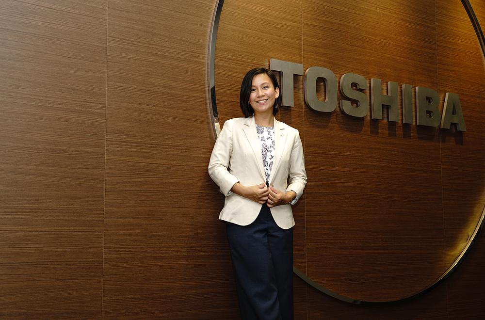 Maria Regina Ildesa, Global Railway Systems Engineering Department, Railway Systems Division, Toshiba Infrastructure Systems & Solutions Corporation(4)
