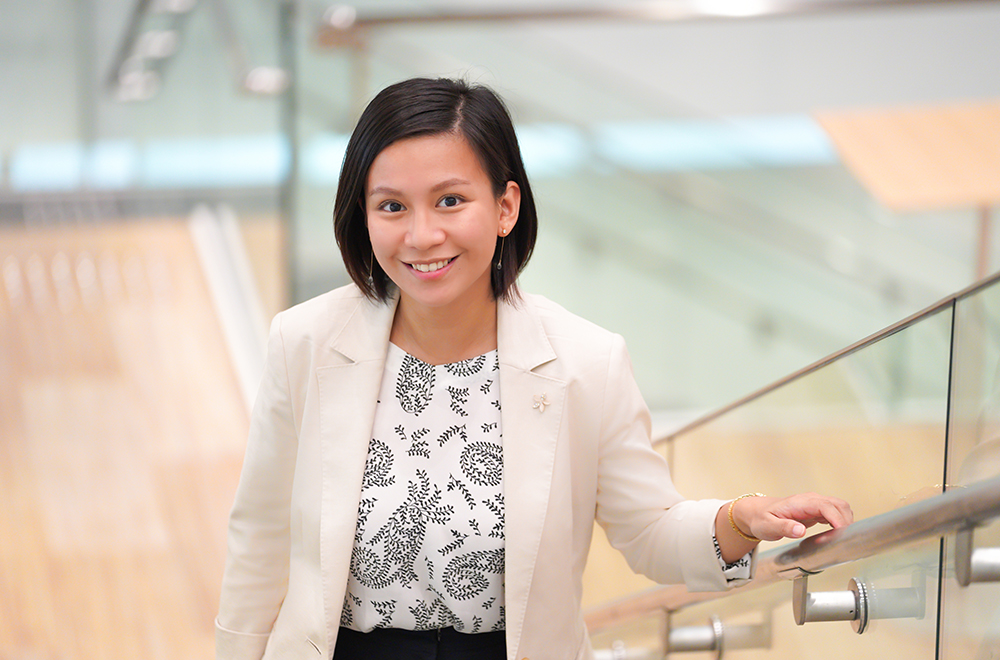 Maria Regina Ildesa, Global Railway Systems Engineering Department, Railway Systems Division, Toshiba Infrastructure Systems & Solutions Corporation(1)