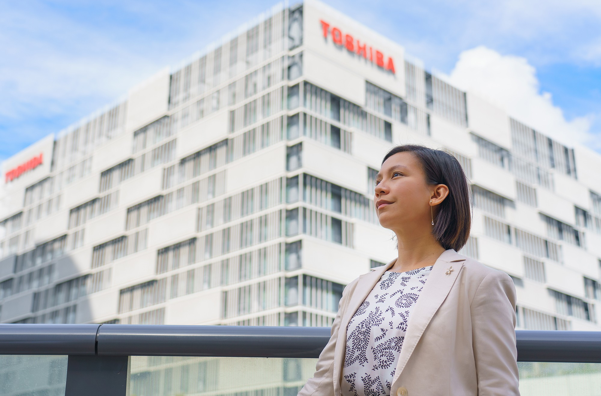 Toshiba's young engineers  ~Bringing reliable railway technologies to a wider world~