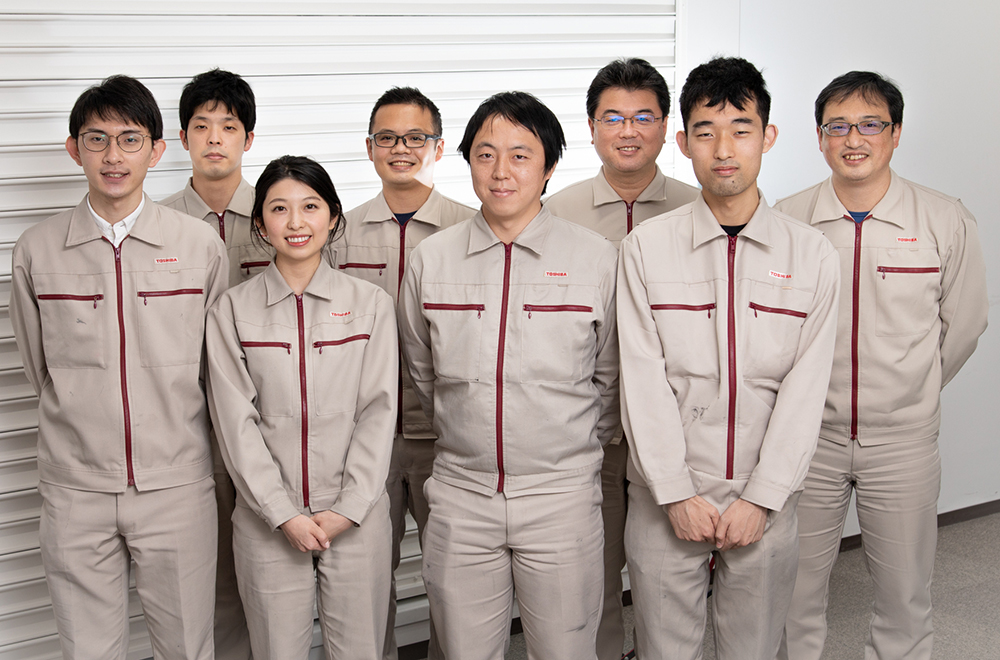 Nakamura and the team looking to the future of batteries