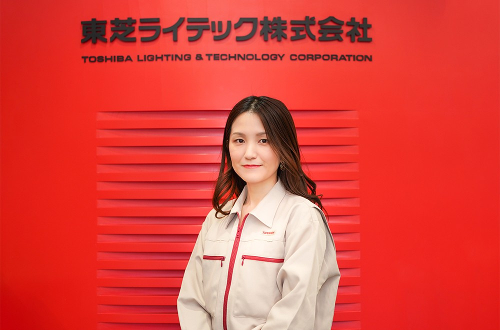 Toshiba's young engineers: Shining a new light on the world