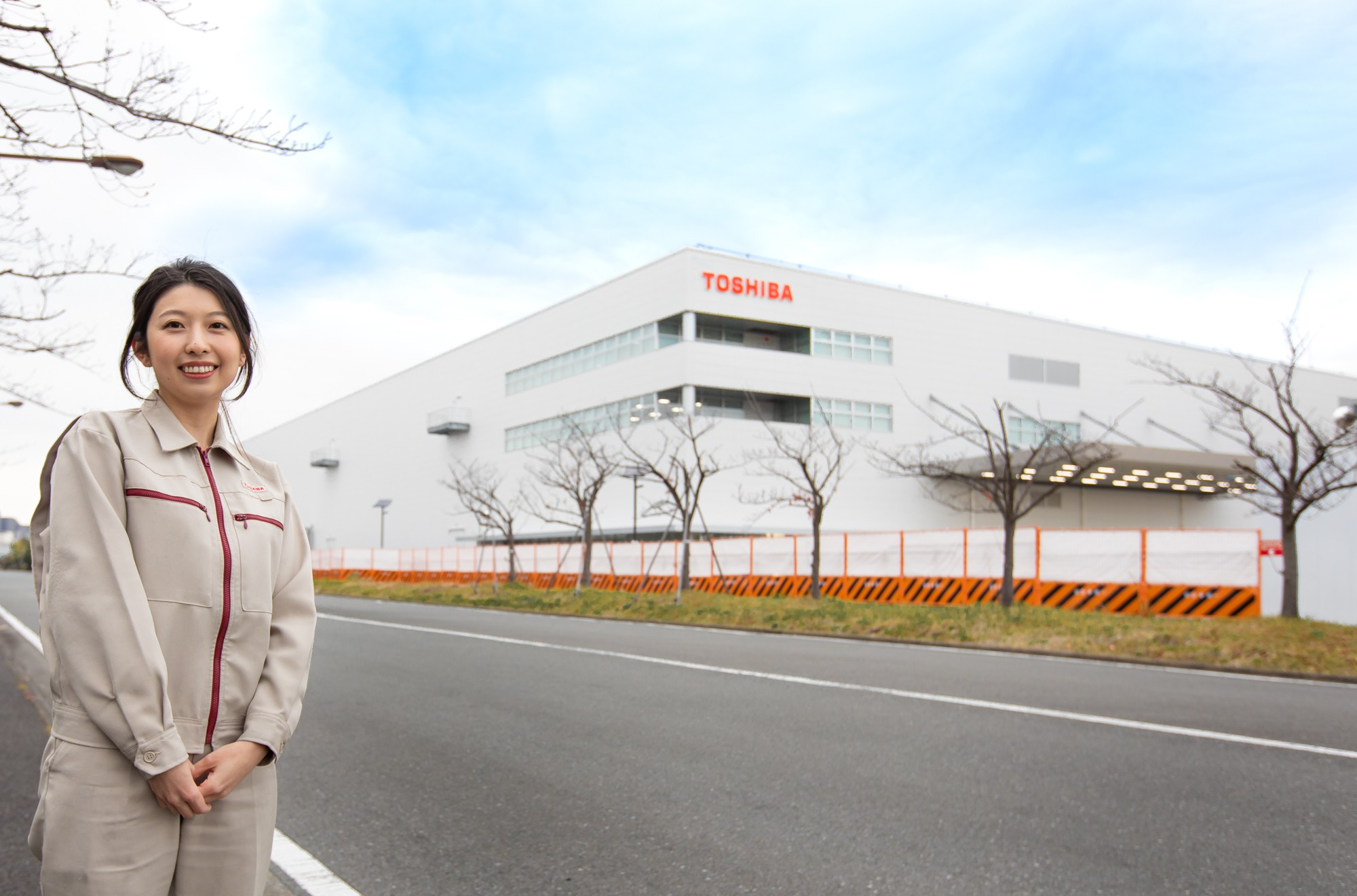 Toshiba's young engineers: Lithium-ion Batteries Will Build the Future