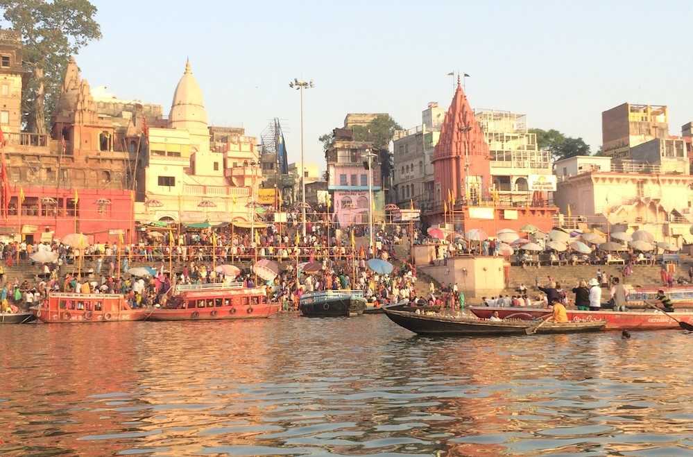 インドのライフライン 「母なるガンジス川」が蘇るテクノロジー