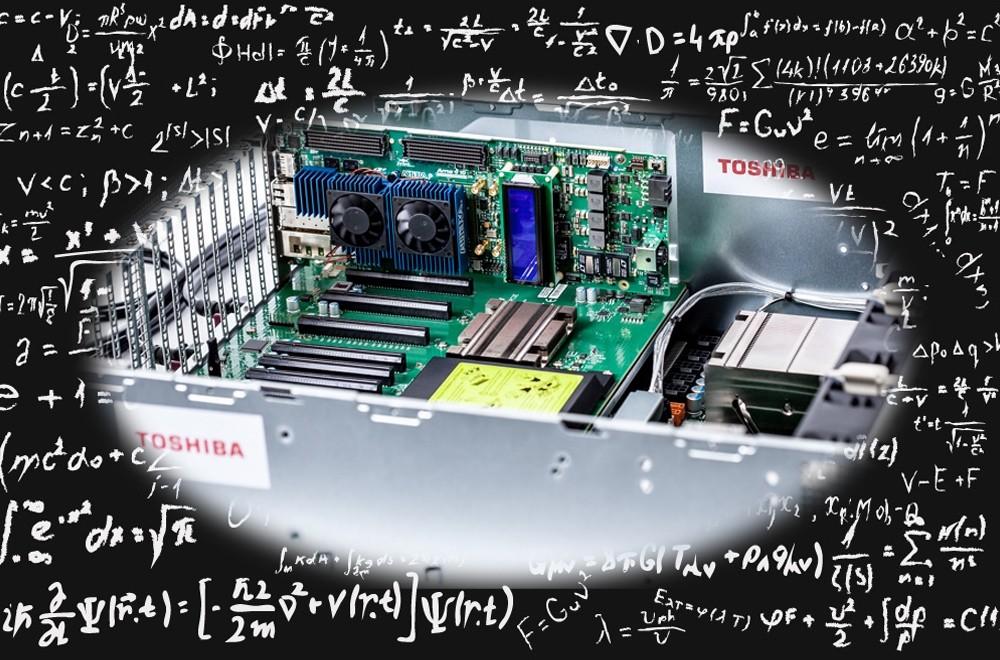 量子コンピューター研究から生まれた 組合せ最適化の新解法