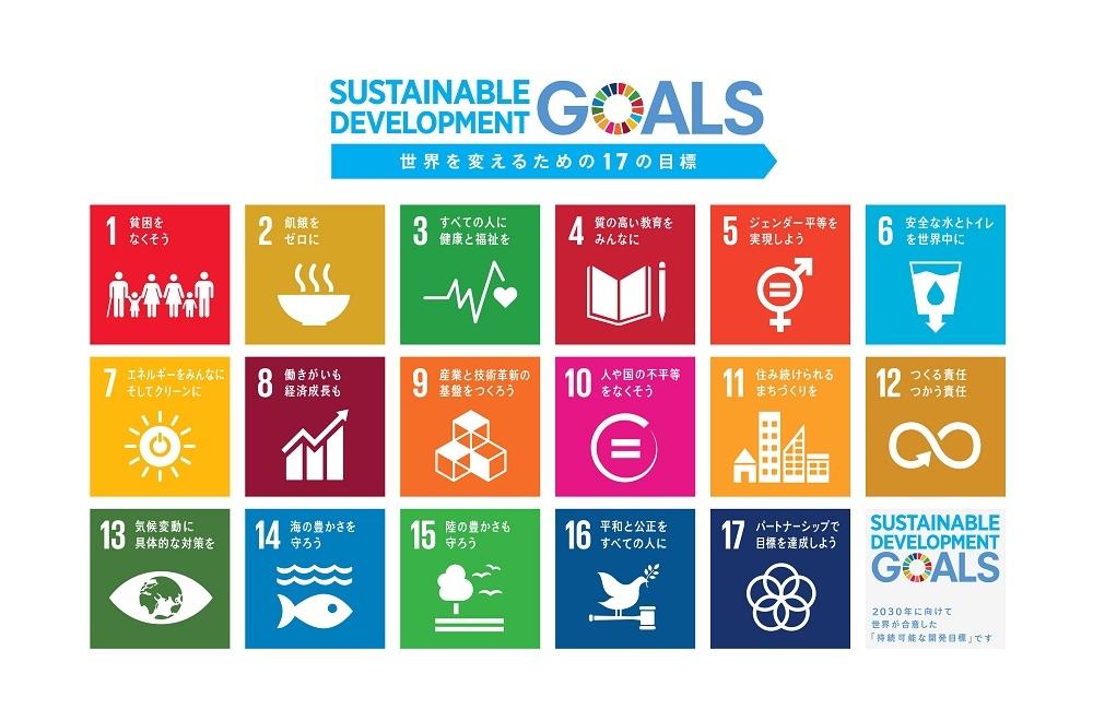 SDGsの取り組みがもたらす、 新たな世界の姿とは