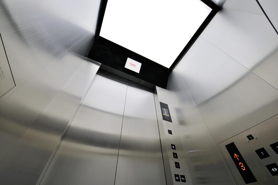 """安全・安心な移動を提供する """"隙間のない""""エレベーター"""