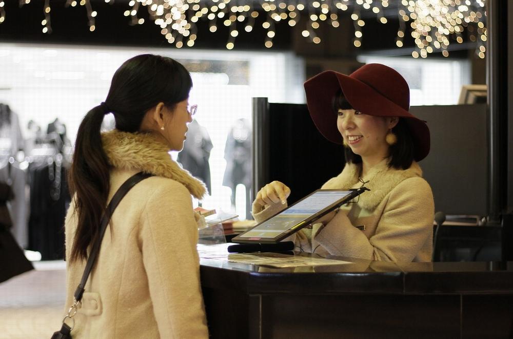 訪日外国人へのおもてなし インバウンドサービスの未来