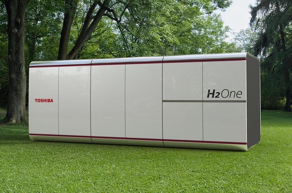 エネルギー問題を救え 水素社会を実現するH₂One™