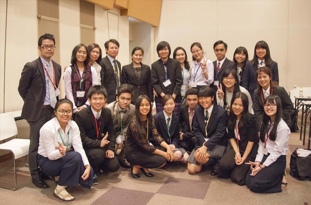 ASEANが変わる TYCAが育む次世代リーダー達