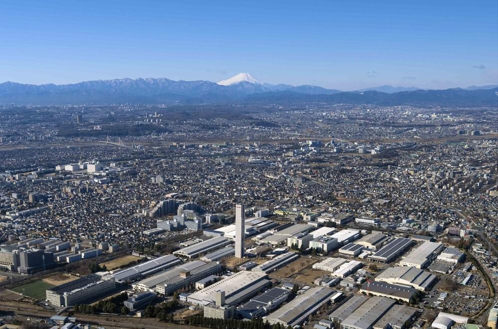 事業所のある町物語 ~東京都府中市~ 日本のモノづくりを支えた郊外都市