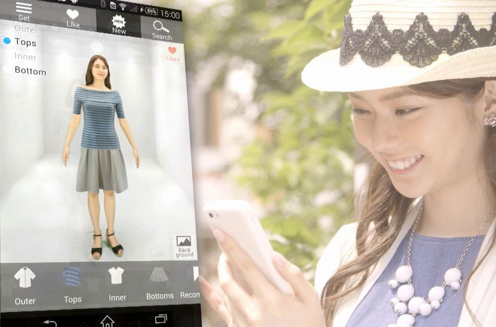 アパレル・ファッション業界に新しい風を 仮想試着サービスの可能性