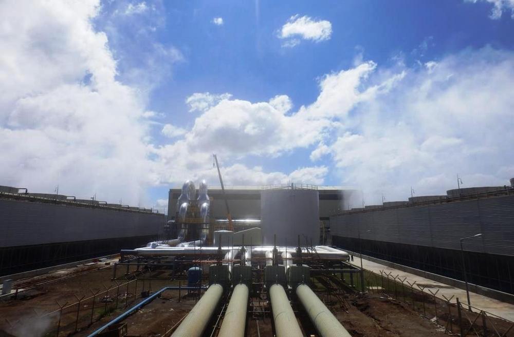サバンナから湧き出る地熱が アフリカ経済を加速する