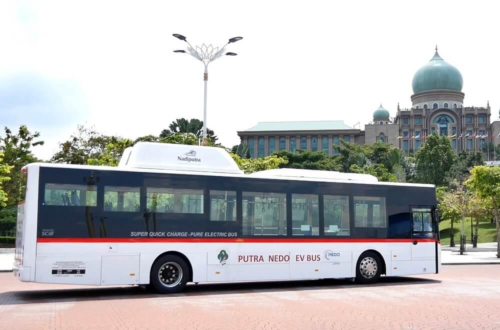 マレーシアで実証事業スタート! EVバスがもたらす環境都市の未来とは?
