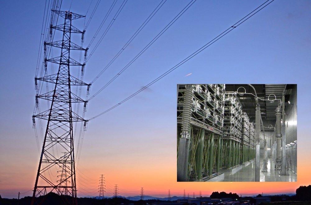 北海道の電力系統を守れ! 新方式の直流送電システム