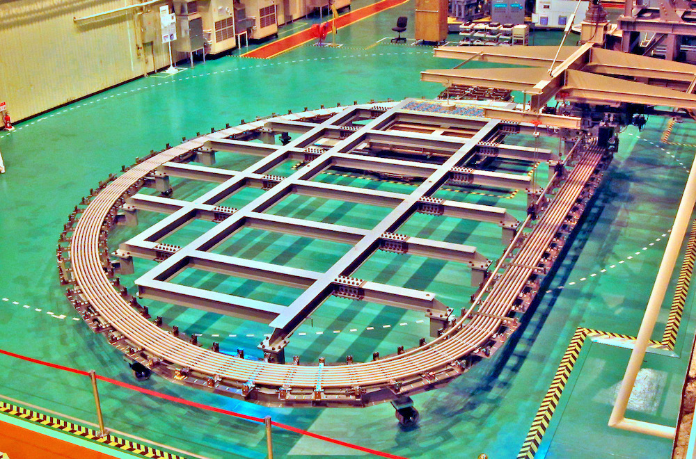 巨大構造物をミリ単位の精度で!? 「核融合発電」を支える技術