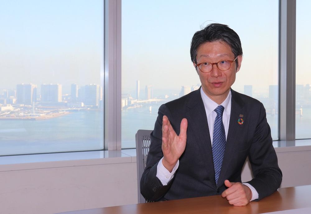 株式会社東芝 執行役常務/東芝データ株式会社 代表取締役CEO 島田 太郎氏
