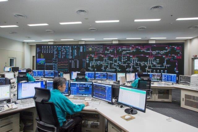 中央給電指令所システム
